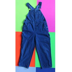 Vintage Mountain Blue Jean Company Denim Overalls